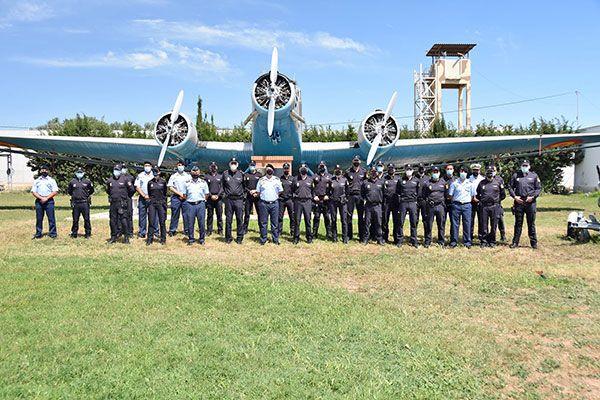 VII Jornadas de Conducción de Seguridad de la Policía Nacional en la base aérea de Alcantarilla - 3, Foto 3