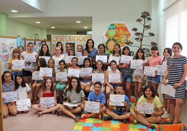 Los niños de Puerto Lumbreras se convierten en Detectives de Biblioteca - 1, Foto 1