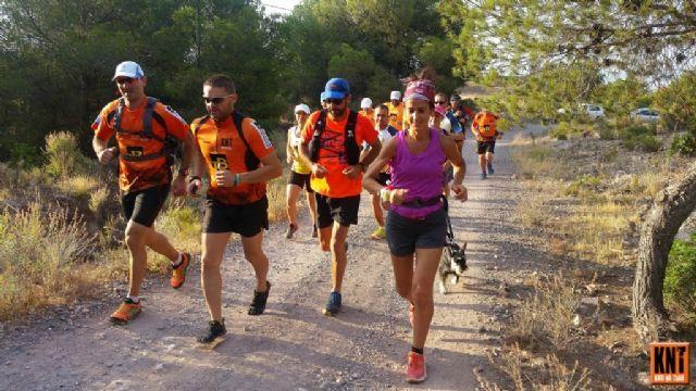 La 23 quedada de los amigos de la montaña Kasi Ná Trail tuvo lugar por la ruta del Jabalí, Foto 1