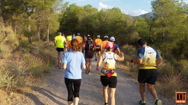 La 23 quedada de los amigos de la montaña Kasi Ná Trail tuvo lugar por la ruta del Jabalí, Foto 2