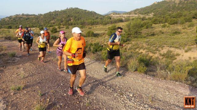 La 23 quedada de los amigos de la montaña Kasi Ná Trail tuvo lugar por la ruta del Jabalí, Foto 3
