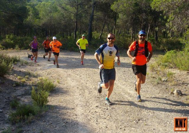 La 23 quedada de los amigos de la montaña Kasi Ná Trail tuvo lugar por la ruta del Jabalí, Foto 8