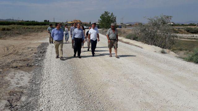 El Camino Real estrenará pavimento, eliminará curvas y se dotará de medidas para evitar encharcamientos en caso de fuertes lluvias - 1, Foto 1