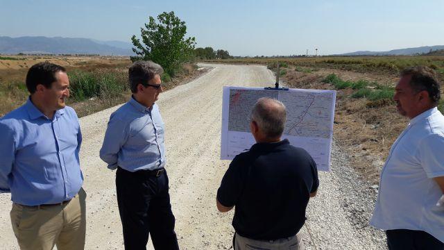 El Camino Real estrenará pavimento, eliminará curvas y se dotará de medidas para evitar encharcamientos en caso de fuertes lluvias - 2, Foto 2