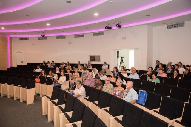 Representantes del Club de Lectura de Totana asisten al II Encuentro de Clubes de Lectura de la Región de Murcia, Foto 2