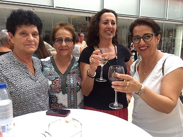 Representantes del Club de Lectura de Totana asisten al II Encuentro de Clubes de Lectura de la Región de Murcia, Foto 3
