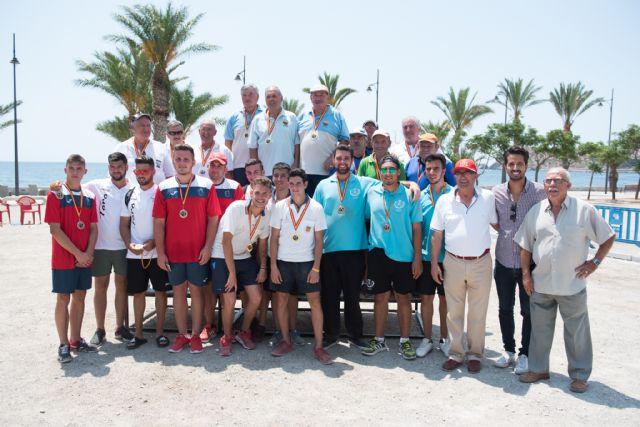 El Campeonato de España de Petanca reúne en Puerto de Mazarrón a más de 100 participantes, Foto 1
