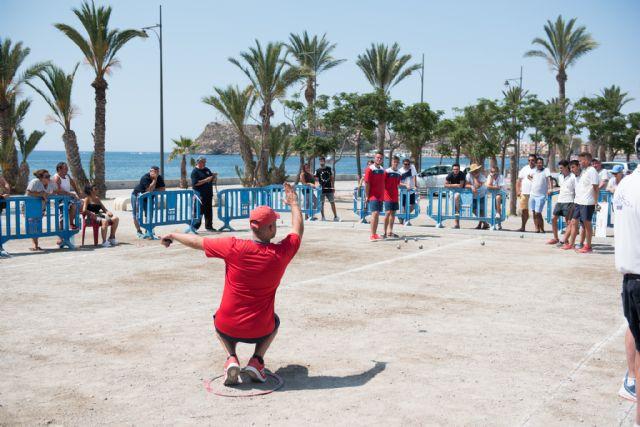 El Campeonato de España de Petanca reúne en Puerto de Mazarrón a más de 100 participantes, Foto 2