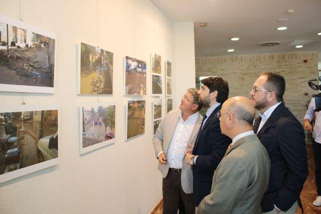 López Miras: Estamos implicados para que Los Alcázares vuelva a ser lo que era antes de las inundaciones en el menor tiempo posible - 1, Foto 1