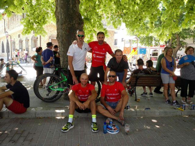 Intenso fin de semana para los corredores del CC Santa Eulalia, que han participado en distintos lugares de la geografía española, Foto 2