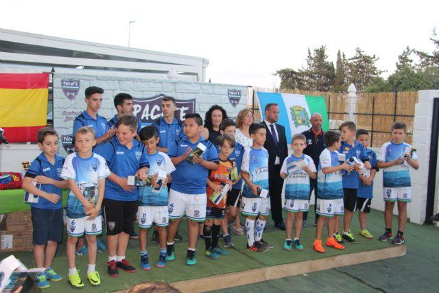 Pacote FS Pinatar celebra la clausura de la temporada 2017 - 2018 - 1, Foto 1