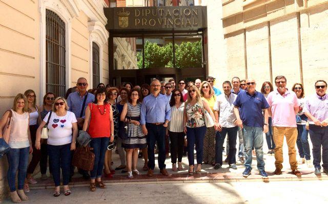 El personal del Ayuntamiento de Caravaca recibe formación para implantación de la Administración Electrónica - 1, Foto 1