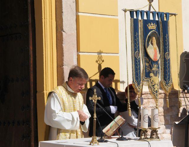 El Ayuntamiento nombrará Hijo Adoptivo de Puerto Lumbreras al párroco Don Serafín Campoy - 2, Foto 2