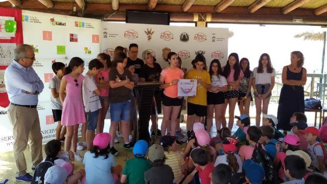 El II concurso 'Yo pinto en salud' ya tiene ganadores - 1, Foto 1