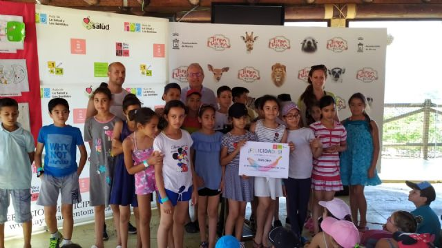 El II concurso 'Yo pinto en salud' ya tiene ganadores - 2, Foto 2