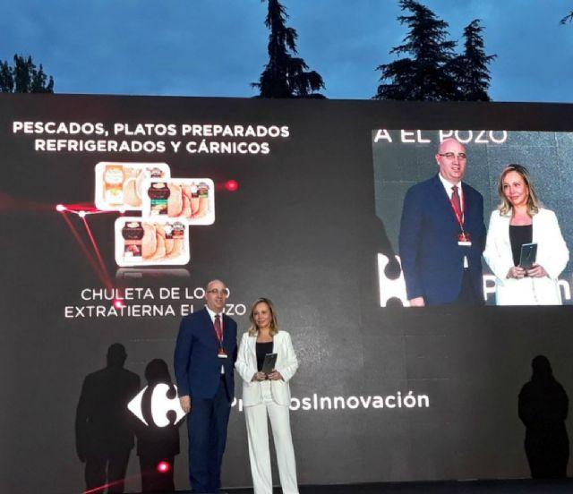 ELPOZO ALIMENTACIÓN recibe el Premio Innovación Carrefour 2019, Foto 1