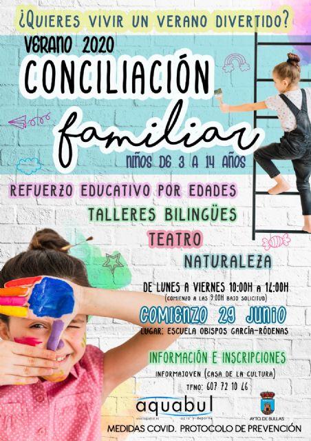 Talleres bilingües, de ocio y de refuerzo educativo para la conciliación de las familias - 1, Foto 1