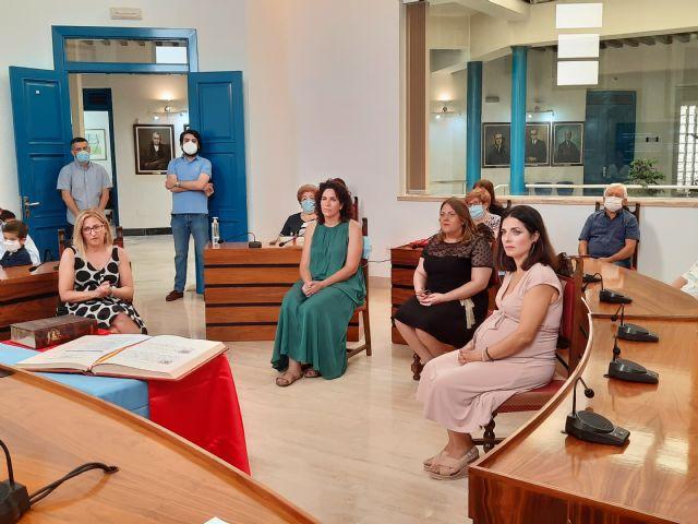 Cuatro empleadas municipales toman posesión de sus puestos como funcionarias de carrera - 2, Foto 2