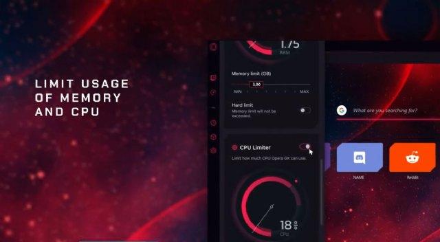 Opera GX, el navegador para gamers, se renueva en su primer aniversario con la integración de Discord - 1, Foto 1