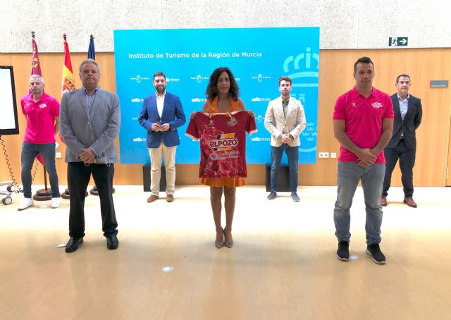 ElPozo Murcia Costa Cálida promocionará la Región como destino turístico seguro durante su participación en la fase final de la Liga Nacional de Fútbol Sala - 1, Foto 1