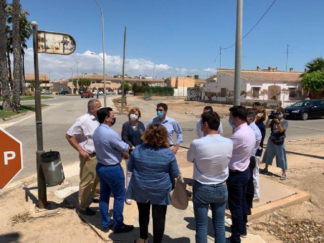 El PP de la Región de Murcia exige en las Cortes Generales la contratación de las obras de urbanización de la ´Ciudad del Aire´ de San Javier - 1, Foto 1