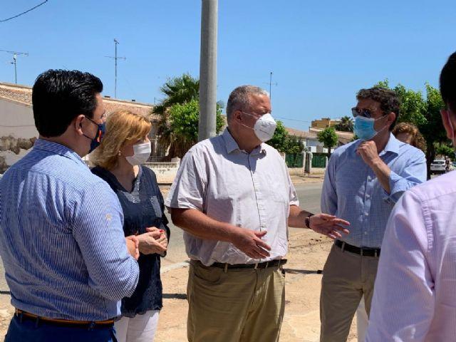 El PP de la Región de Murcia exige en las Cortes Generales la contratación de las obras de urbanización de la ´Ciudad del Aire´ de San Javier - 2, Foto 2