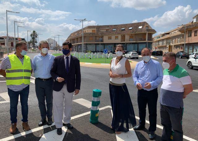 La Comunidad mejora la seguridad vial y la movilidad en la carretera que conecta Archena con Villanueva del Segura - 1, Foto 1