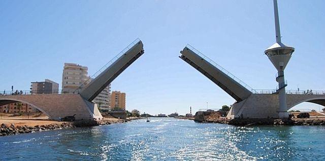 El Ayuntamiento de San Javier llevará a cabo el lastrado del cable submarino de comunicaciones que atraviesa el Canal del Estacio - 1, Foto 1