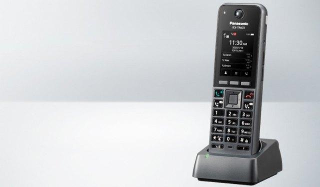 Los teléfonos DECT de Panasonic son los mejores aliados para el sector retail, hostelería y salud - 1, Foto 1