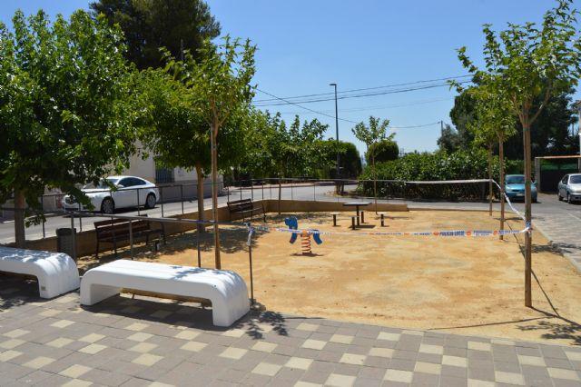 El jardín del barrio de La Condomina ya disfruta de un espacio mejorado - 3, Foto 3