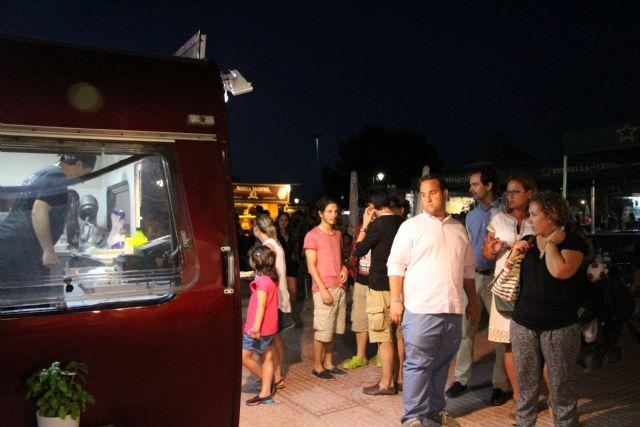 San Pedro se apunta a la moda de las Food Trucks - 1, Foto 1