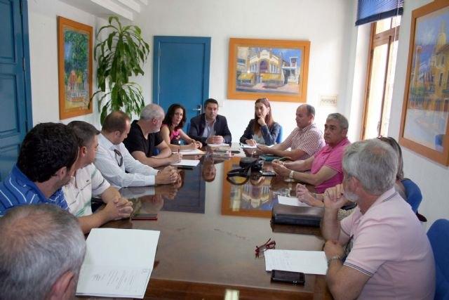 Medio Ambiente continúa las actuaciones en Alcantarilla para la mejora de la calidad del aire - 1, Foto 1