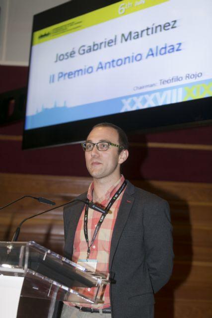 Un doctor de la UPCT, premio nacional a la mejor tesis doctoral de Electroquímica - 1, Foto 1