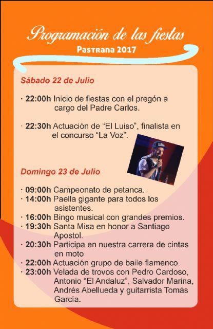 Pastrana celebra sus fiestas patronales del 22 al 25 de julio - 2, Foto 2