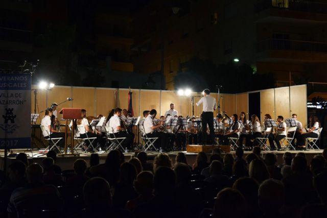 Comienza la 5ª edición de los veranos musicales Villa de Mazarrón - 1, Foto 1