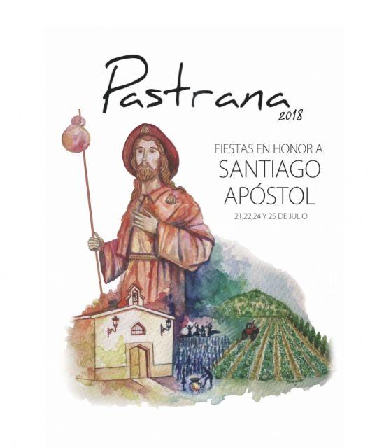 Pastrana celebra sus fiestas de Santiago Apóstol del 21 al 25 de julio, Foto 1