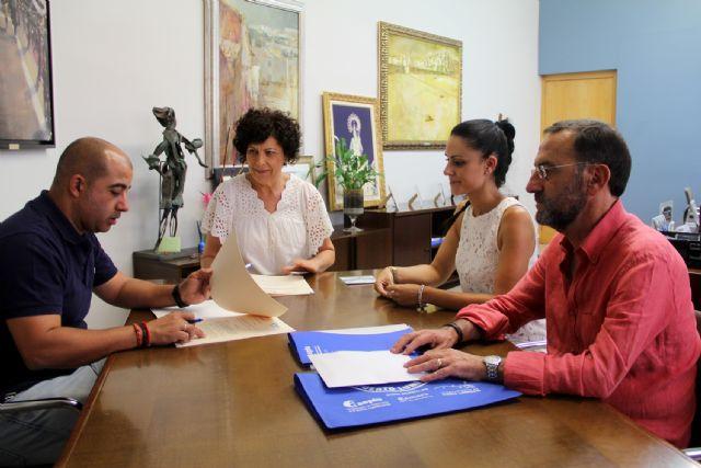 ASEPLU recibe del consistorio municipal una subvención de 15.000 euros - 1, Foto 1