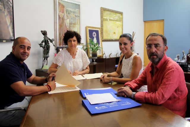 ASEPLU recibe del consistorio municipal una subvención de 15.000 euros - 2, Foto 2