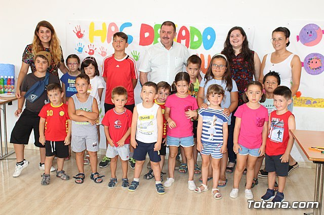 Un total de 13 niños participan en la Escuela de Verano Imperdible en Vacaciones - 1, Foto 1