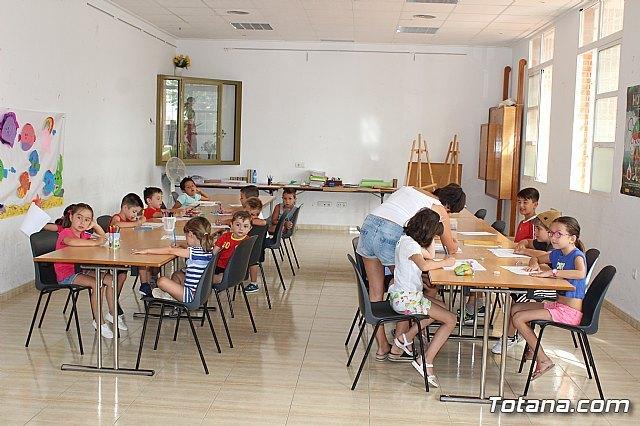Un total de 13 niños participan en la Escuela de Verano Imperdible en Vacaciones - 2, Foto 2