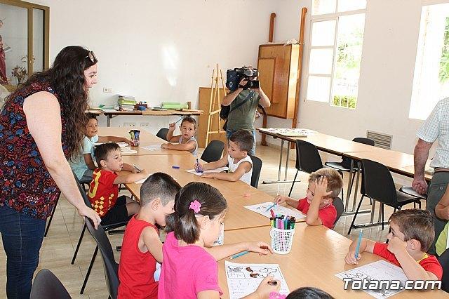 Un total de 13 niños participan en la Escuela de Verano Imperdible en Vacaciones - 3, Foto 3
