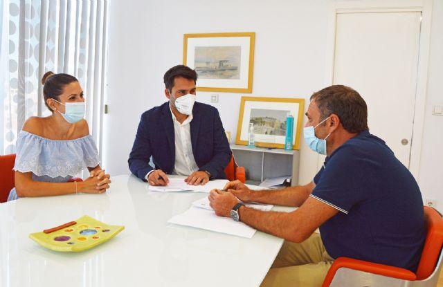 El Ayuntamiento y ASAJA firman un convenio para desarrollar acciones formativas - 2, Foto 2