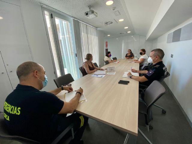 El Ayuntamiento de Lorca empieza a trabajar para la instalación de un Punto Violeta en las fiestas de septiembre si las condiciones sanitarias permiten su celebración - 1, Foto 1