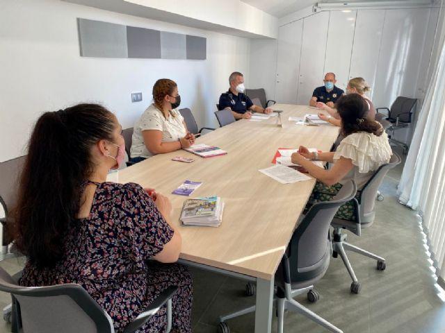El Ayuntamiento de Lorca empieza a trabajar para la instalación de un Punto Violeta en las fiestas de septiembre si las condiciones sanitarias permiten su celebración - 2, Foto 2