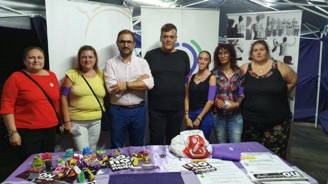 El Ayuntamiento de Lorca empieza a trabajar para la instalación de un Punto Violeta en las fiestas de septiembre si las condiciones sanitarias permiten su celebración - 3, Foto 3