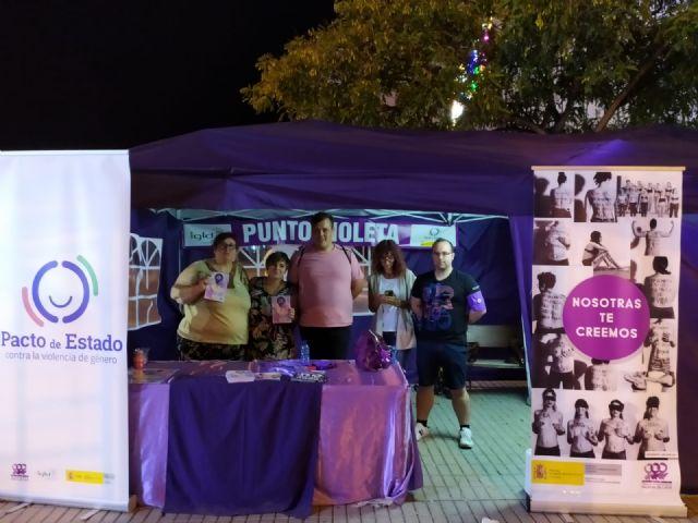 El Ayuntamiento de Lorca empieza a trabajar para la instalación de un Punto Violeta en las fiestas de septiembre si las condiciones sanitarias permiten su celebración - 4, Foto 4