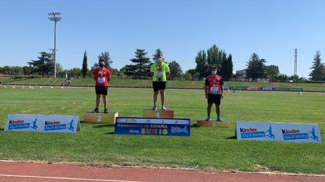 Plata y bronce Sub16 en Lleida - 1, Foto 1