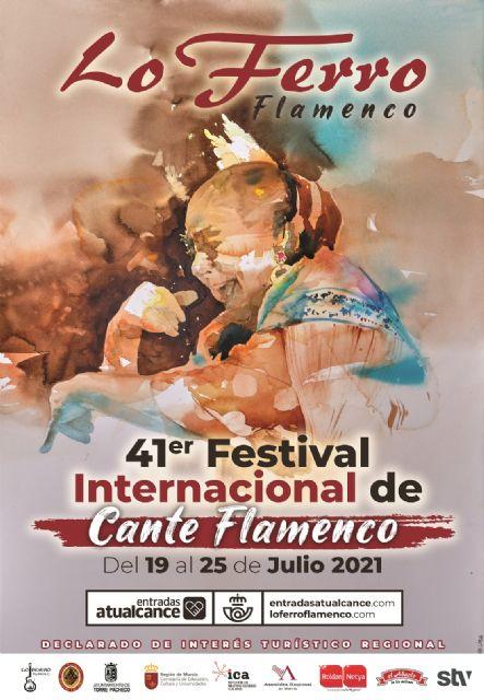 La gala solidaria en homenaje al Tío Juan Rita abre el XLI Festival de Lo Ferro - 3, Foto 3