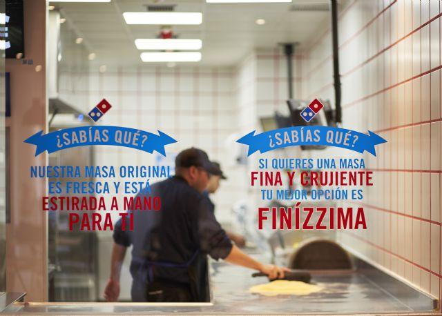 Domino´s Pizza llega este verano a San Javier - 1, Foto 1