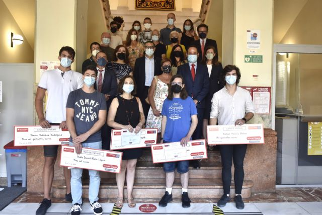 La Universidad de Murcia entrega los premios ´Santander Ingenio Bernardo Cascales´ - 1, Foto 1
